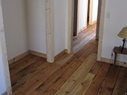Methow Valley, WA | Recycled Wood Flooring